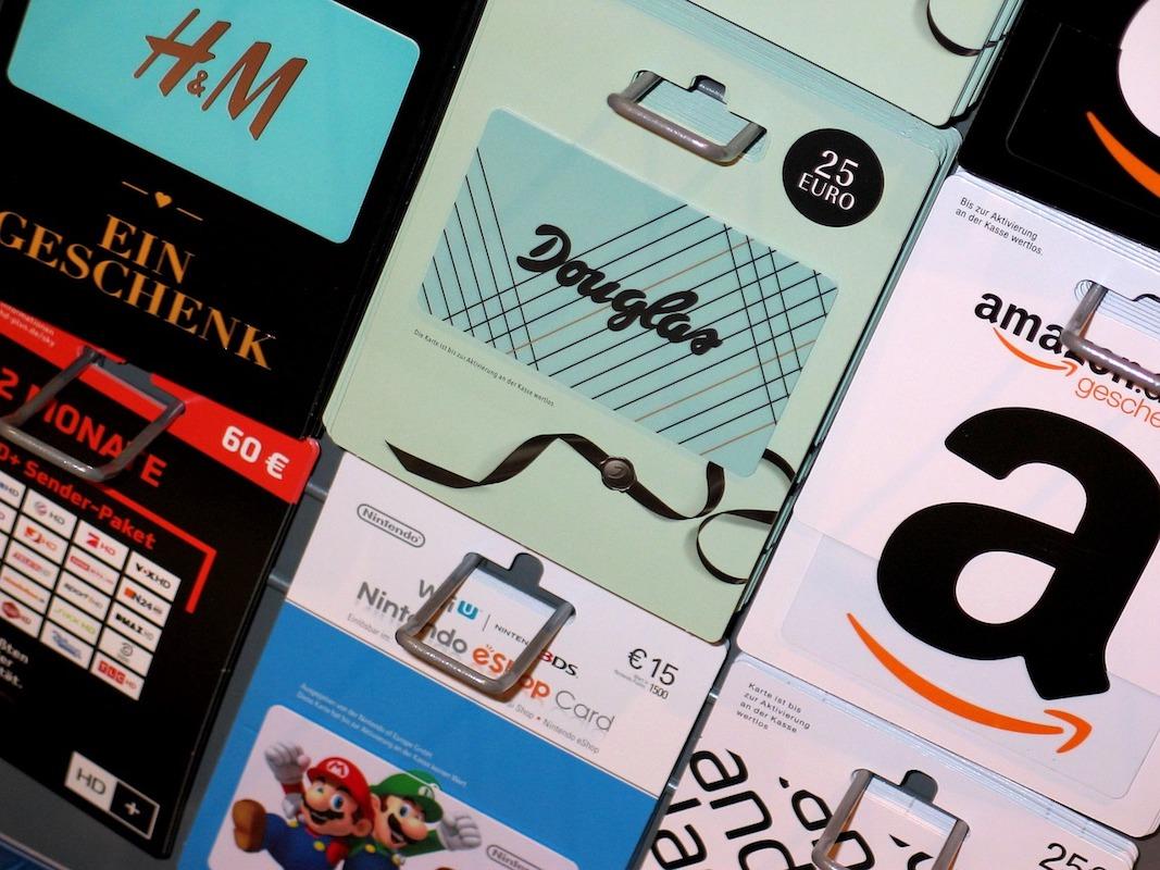 I falsi buoni Amazon e Lidl via email